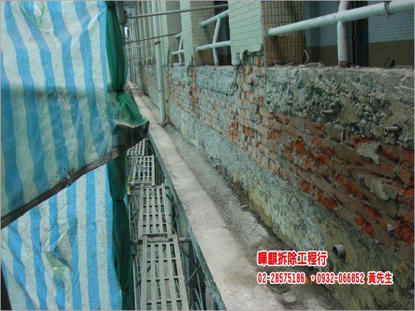 學校外牆拉皮工程