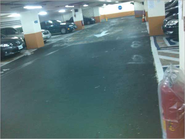 地下停車場epoxy工程