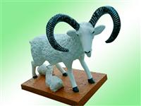 10.仿山羊水泥製品