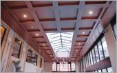 立體金屬大方格天花板
