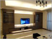 客廳電視系統櫃