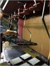 靜電粉液體塗裝烤漆設備