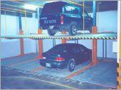 雙層簡易升降停車設備FD-10F