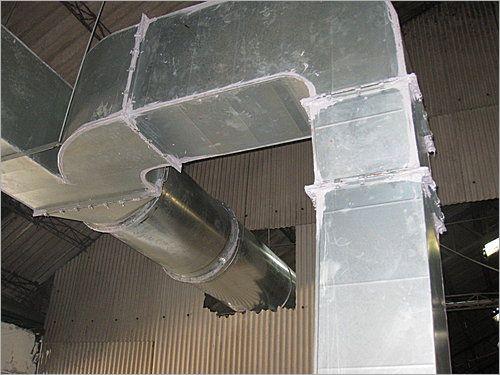 风管系统设计步骤