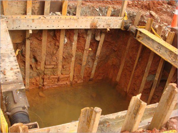 鋼軌樁工程