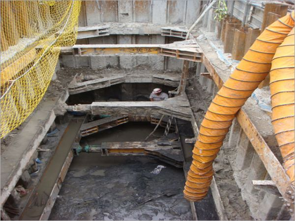 推進井工程