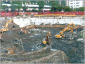 土方工程處理