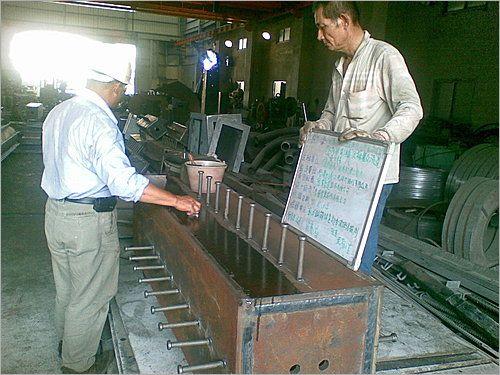 剪力鋼箱焊道檢驗-2