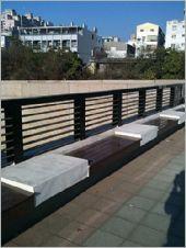 鋼管欄杆、造型欄杆、鋼板護欄、橋樑護欄