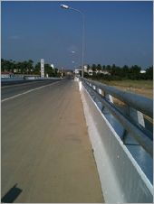 鋼管欄杆、鋼板護欄、橋樑護欄、造型欄杆
