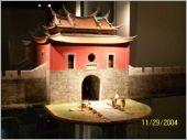 建築模型-廟宇模型