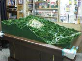 模型-地型模型