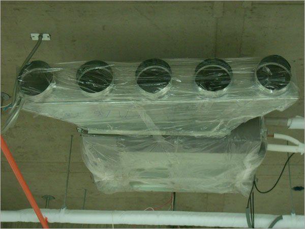 集風箱安裝