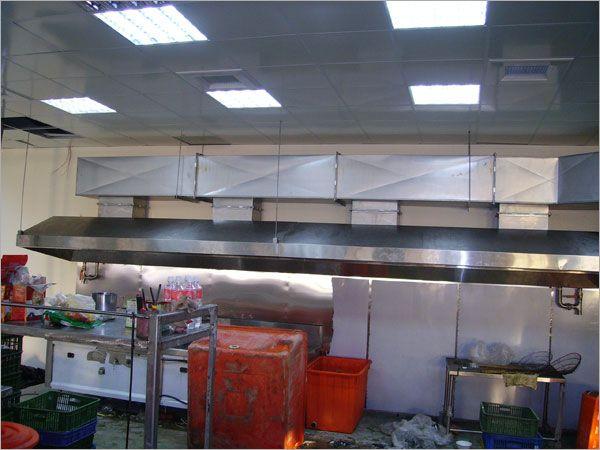 廚房油煙風管