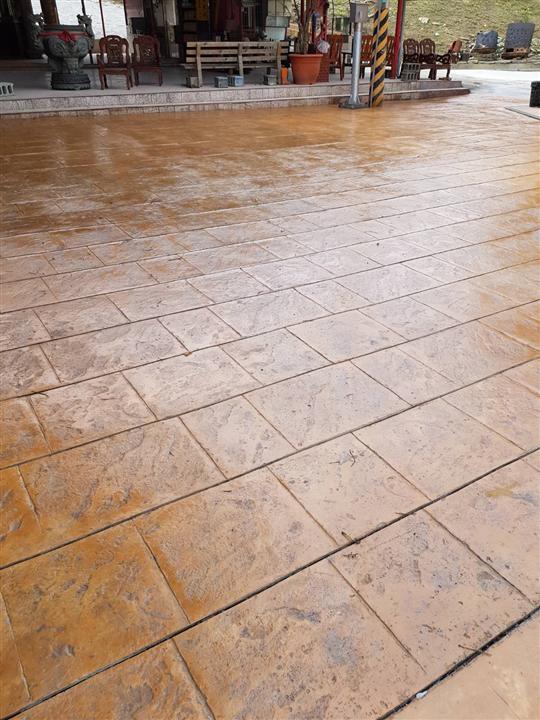 綠藝透水鋪面地坪、透水鋪面