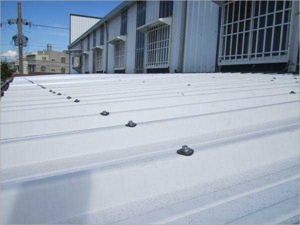 美泥UV耐候耐酸鹼角浪板
