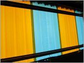 美泥UV彩色霧光耐候角浪板