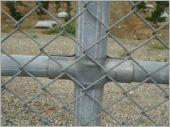 圍籬鋼管橫通管夾