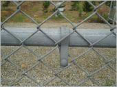 圍籬鋼管束夾