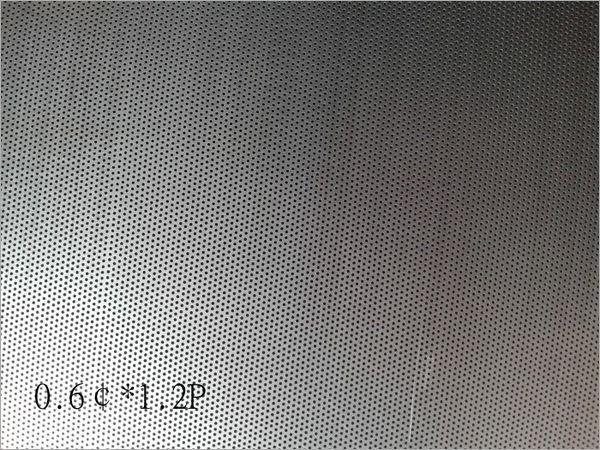 沖孔網-圓形孔