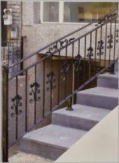 鍛造欄杆扶手
