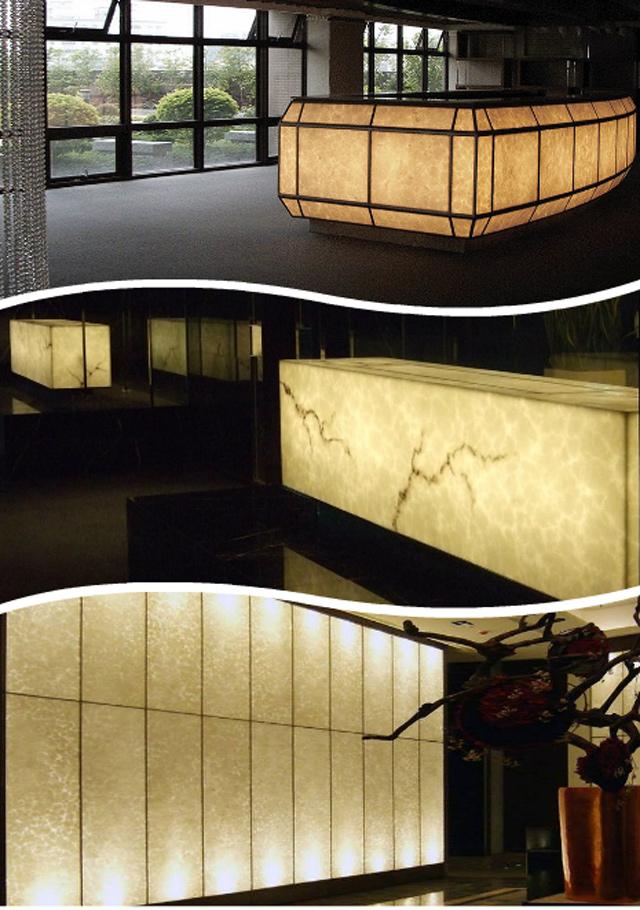 6-透光雲石、雪花石、人造雪花石、人造透光玉石