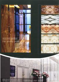 24-印刷石板、科技石板材、對花印刷石板