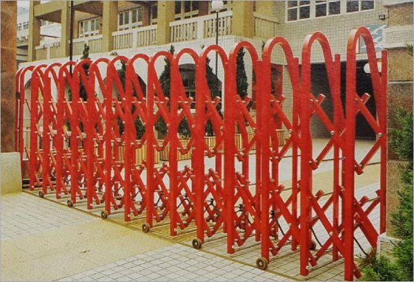 不鏽鋼電動大門、不銹鋼電動大門、鋁合金粉體烤漆電動大門
