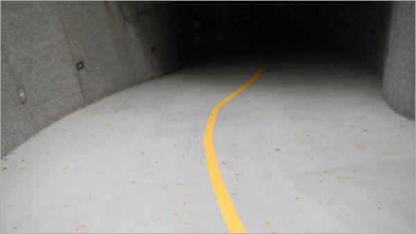 防紫外線止滑型斜坡車道2