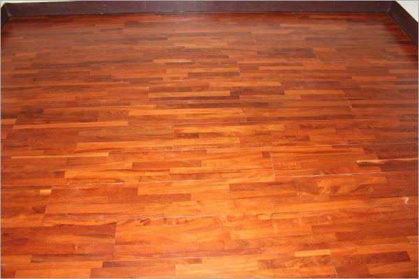 緬甸紅木拼接實木地板