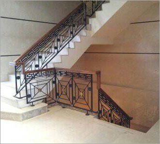鍛造扶手欄杆