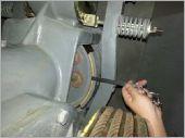 電梯煞車來令片磨損檢測