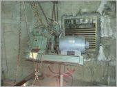 電梯移除舊有電梯主機