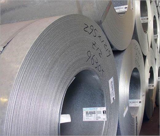 鍍鋅鋼捲加工