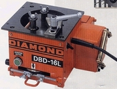 鑽石牌鋼筋彎曲機
