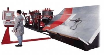義大利MEP BETA SYSTEMS全自動鋼筋彎箍機(雙向彎曲)