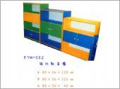 FYW-032梯形教具櫃
