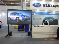 SUBARU高解析度移動式LED電子資訊顯示看板