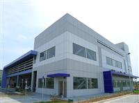 屋牆面鋁鋅型鋼板工程