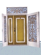雙玄防盜安全門