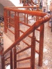 實木扶手欄杆