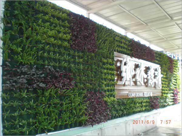工地圍牆綠化工程