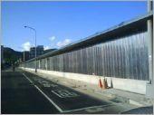鍍鋅鋼板圍籬工程