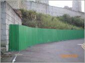 山坡地圍籬工程