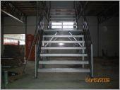 室內鋼構梯