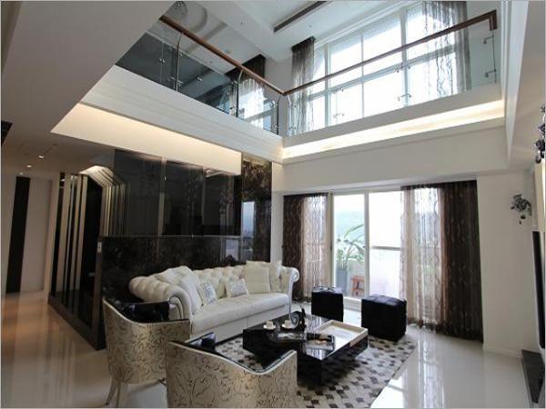 清洁工程,楼中楼设计