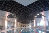 造型立體格柵天花板