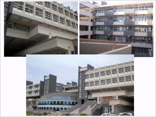 低污染多機能單層彈性塗料 ( 澎湖馬公市立高級中學 < 2008年5月 > )