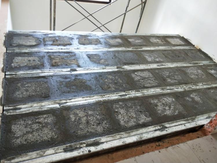 預鑄水泥超高接板隔間