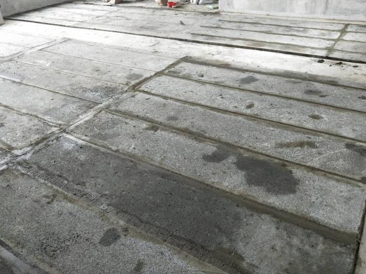 預鑄水泥板樓板夾層工程